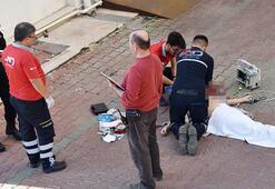 Erkek arkadaşının evinin balkonundan atlayan Rus kadın öldü