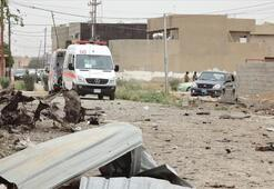 Irakın Kerkük kentindeki patlamalarda 16 kişi yaralandı