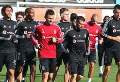 Beşiktaş 4 oyuncusundan yoksun çalıştı