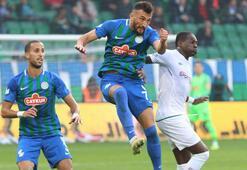 Çaykur Rizespor - İttifak Holding Konyaspor: 3-1
