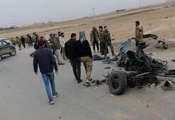 Tel Abyadda, bombalı araçlı saldırı: 6 yaralı