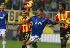 Göztepe - Fenerbahçe: 2-2