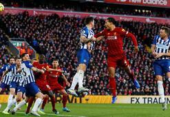 Liverpool açık ara liderliğini sürdürdü