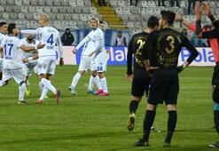 Osmanlıspor, TFF 1. Ligde son 7 maçının 6sını kaybetti