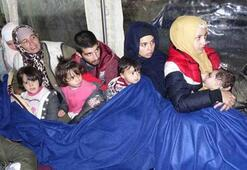 99 göçmen yakalandı