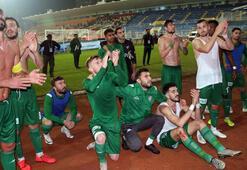Bursaspor 6 maçtır yenilmiyor