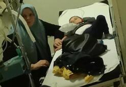 Sobadan zehirlenen  4 yaşındaki çocuk hastanelik oldu