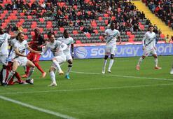 Gaziantep FK-Yukatel Denizlispor: 1-2