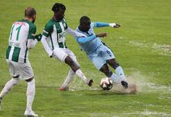 Giresunspor: 1- Adana Demirspor: 0