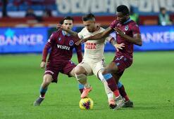 Trabzonsporda Obi Mikel hakeme yakalandı