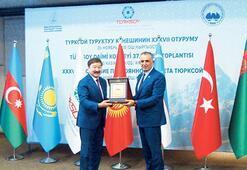 Çavuşoğlu, TÜRKSOY Konseyi'ne katıldı