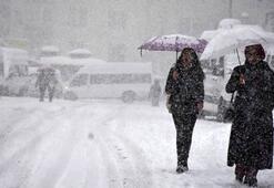 Meteorolojiden hava durumu uyarıları - O bölgelerde kar yağışı etkili olacak