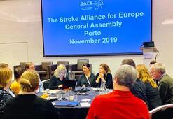 BEYİNDER, Avrupa İnme Topluluğunun yönetim kuruluna girdi
