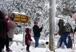 Doğu Karadenizde kardan 57 köy yolu kapandı