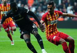Beşiktaş - Kayserispor: 4-1
