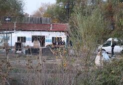 Kan donduran olay Cesedi köpek çiftliğine gömerken yakalandı