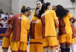 Galatasaray Kadın Basketbol Takımının konuğu Artego