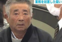 Japonyada 24 bin şikâyet araması yapan yaşlı adam gözaltına alındı