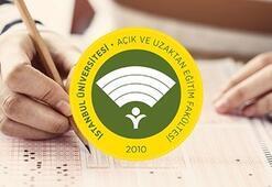 AUZEF final sınavı sonuç sorgulama sayfası - 2020 AUZEF ders geçme notu kaç