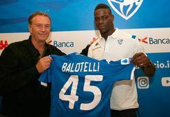 Balotelli artık bedava Başkan resmen açıkladı...