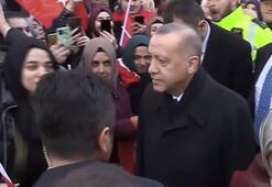 Cumhurbaşkanı Erdoğan Londrada
