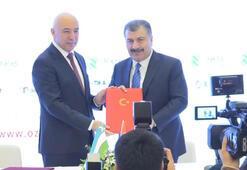 Özbek-Türk Sağlık İş Forumu Taşkent'te başladı
