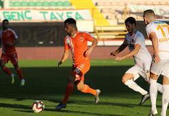 Aytemiz Alanyaspor-Adanaspor: 5-1