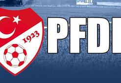 Fenerbahçe ve Trabzonspor PFDKya sevk edildi