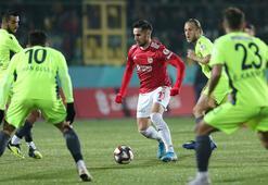 Esenler Erokspor - Demir Grup Sivasspor: 0-2