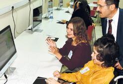 Özel öğrencilere kodlama eğitimi