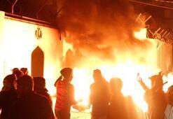 İranın Necefdeki başkonsolosluğu 3üncü kez ateşe verildi