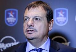 Ergin Ataman: Galatasaraya başkan olabilirim