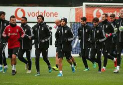 Beşiktaş, Anagold 24Erzincanspor hazırlıklarını tamamladı