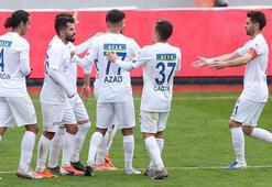 Kasımpaşa - Van Spor Futbol Kulübü: 2-1