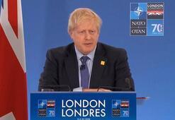 Boris Johnsondan dörtlü zirve değerlendirmesi