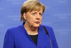 Merkel: Çok yapıcı bir görüşme yaptık