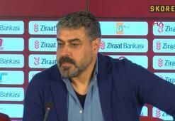 """Tuzlaspor Teknik Direktörü Gürses Kılıç: """"Bizim için güzel bir akşam"""""""