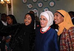 Emine Erdoğan, Global Somali Diasporası temsilcileri ile bir araya geldi