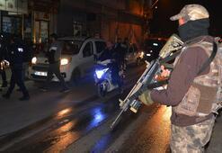 Adanada bin polis ile hava destekli asayiş uygulaması