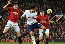 Manchester United-Tottenham: 2-1