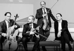 Berlin Filarmoni dörtlüsü CRRde
