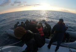 51i çocuk, 111 göçmen yakalandı