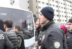 Burhanettin Saral ve 7 adamı tutuklandı