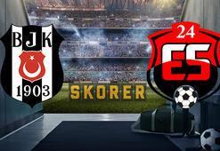 Beşiktaş-24 Erzincanspor maçı ne zaman saat kaçta hangi kanalda