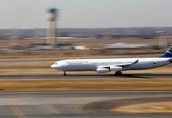 Güney Afrika hükümeti milli hava yolu şirketini kurtaracak