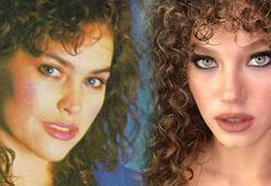 Şaşırtan benzerlik Hâlâ çok güzel bir kadın