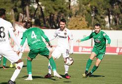 Kırklarelispor - Gaziantep FK: 2-1