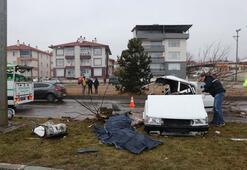 Kütahyadaki trafik kazasında acı tesadüf