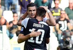 Ronaldo antrenmanda hırs küpü