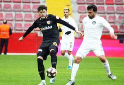 İstikbal Mobilya Kayserispor-Manisa FK: 3-2